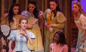 Tony Frankel's Stage and Cinema review of OKLAHOMA! MTW at Carpenter Center, Long Beach