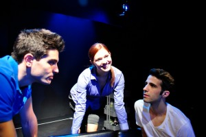 Jason Rohrer's Stage and Cinema review of WOLVES_Celebration Theatre, Hollywood