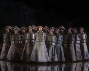Barnaby Hughes' Stage and Cinema review of LA Opera's THE FLYING DUTCHMAN