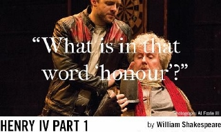 Post image for Off-Broadway Theater Review: HENRY IV, PART 1 (The Pearl Theatre Company)