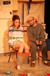 Mia Bonadonna's Stage and Cinema LA review of S.O.E. at Atwater Village Theatre