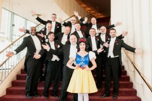 Maurice Kelly's Stage and Cinema SF review of SNOW WHITE & HER MERRY MEN, SFGMC