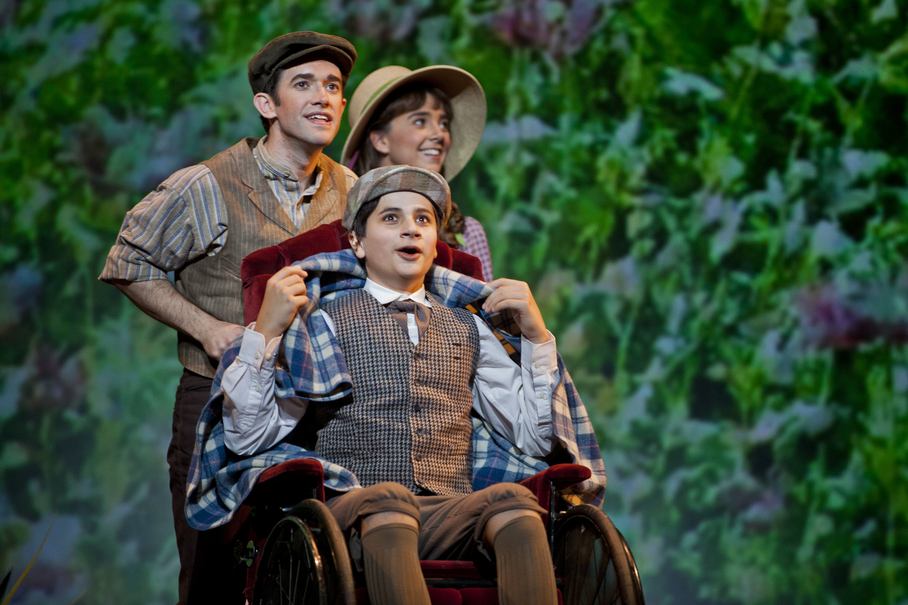 Secret Garden: Bay Area Opera Review: THE SECRET GARDEN (Cal Performances
