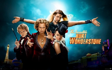 Post image for Film Review: THE INCREDIBLE BURT WONDERSTONE (directed by Dan Scardino)
