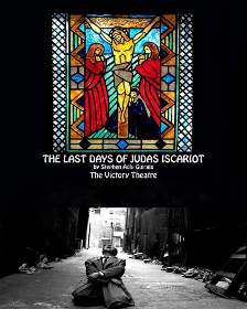 Post image for Los Angeles Theater Review: THE LAST DAYS OF JUDAS ISCARIOT (Victory Theatre in Burbank)