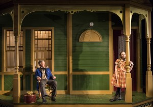 Tony Frankel's Stage and Cinema LA review of The Nether at Kirk Douglas Theatre