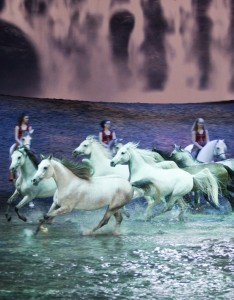 Tom Chaits' Stage and Cinema review of Cavalia's ODYSSEO in Burbank