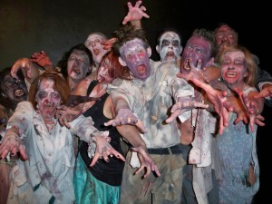 Tony Frankel's Stage and Cinema review of Zombie Joe's URBAN DEATH in L.A..