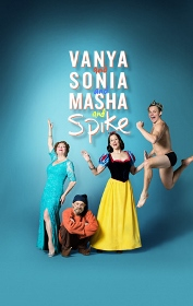 Post image for Broadway Theater Review: VANYA AND SONIA AND MASHA AND SPIKE (Golden Theatre)