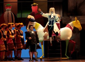 Tony Frankel's Stage and Cinema review of LA Opera's Cinderella at Dorothy Chandler Pavilion