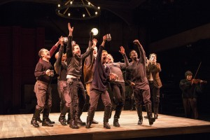 "Sraha Taylor Ellis' Off-Broadway Stage and Cinema review of Pearl Theatres ""Henry IV, Part 1."""