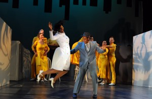 Stacy Trevenon's Stage and Cinema Bay Area Review of GUYS AND DOLLS at Berkeley Playhouse