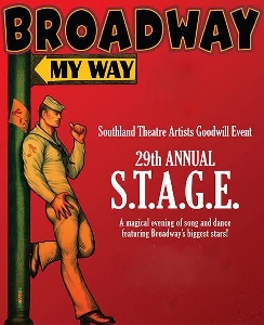 Post image for Los Angeles Event Coverage: BROADWAY MY WAY (The 29th Annual S.T.A.G.E. at Saban Theatre)