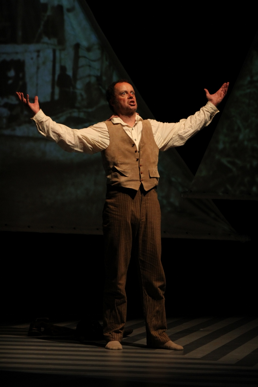 Los Angeles Theater Interview: BRIAN T. FINNEY AND TIM ...