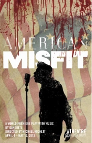 Post image for Los Angeles Theater Review: AMERICAN MISFIT (Boston Court in Pasadena)