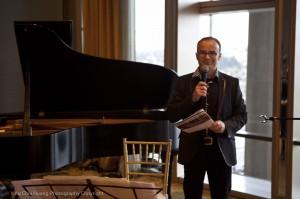 Tom Chaits' Stage and Cinema LA Music review of Le Salon de Musiques at Dorothy Chandler Pavilion.