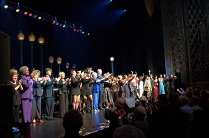 Tony Frankel's Stage and Cinema review of The 29th Annual S.T.A.G.E. benefiting APLA at Saban Theater