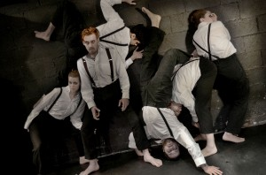 Tony Frankel's Stage and Cinema Chicago review of Core of the PUDEL at Trap Door Theatre