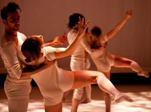 Tony Frankel's Stage and Cinema LA Dance review of L.A. Contemporary Dance Company's THEN. NOW. ONWARD!