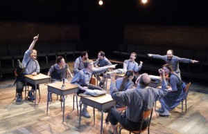Tony Frankel's Stage and Cinema L.A. review of OUR CLASS, Son of Semele at Atwater Theatre
