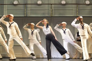 Stage and Cinema review Anything Goes