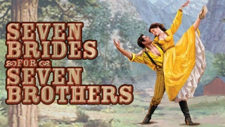 Post image for Los Angeles Theater Review: SEVEN BRIDES FOR SEVEN BROTHERS (La Mirada Theatre)