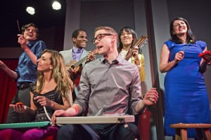 """Samantha Nelson's Stage and Cinema Chicago review of """"Let Them Eat Chaos"""" at Second City."""