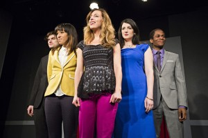 "Samantha Nelson's Stage and Cinema Chicago review of ""Let Them Eat Chaos"" at Second City."