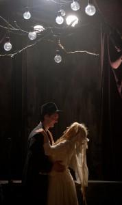"Tony Frankel's Chicago review of TUTA Theatre's ""The Silent Language."""
