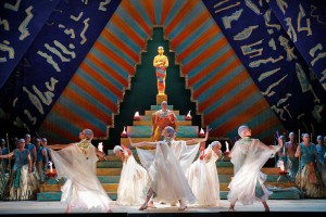 John Todd's Stage and Cinema review of San Diego Opera's AIDA.