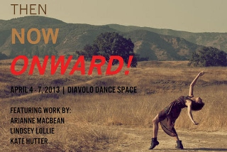 Post image for Los Angeles Dance Review: THEN. NOW. ONWARD! (L.A. Contemporary Dance Company)