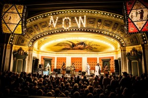 Sarah Taylor Ellis' Stage and Cinema review of the MusicNOW Festival 2013 in Cincinnati