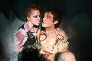 """Samuel Bernstein's Stage and Cinema LA review of The Blank Theatre's """"Peter Pan: The Boy Who Hated Mothers."""""""