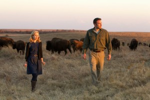 Kevin Bowen's Stage and Cinema film review of Terrence Malick's TO THE WONDER.