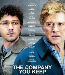 Post image for Film Review: THE COMPANY YOU KEEP (directed by Robert Redford)