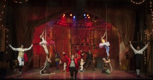 Lawrence Bommer's Stage and Cinema review of BARNUM, Mercury Theater Chicago