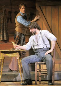 Tony Frankel's Stage and Cinema Chicago review of OKLAHOMA! Lyric Opera
