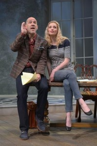"""Stacy Trevenon's Stage and Cinema SF review of A.C.T.'s """"Arcadia."""""""