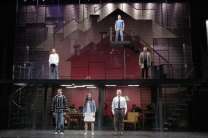 Jason Rohrer's Stage and Cinema LA review of NEXT TO NORMAL at La Mirada.Theatre of the Performing Arts