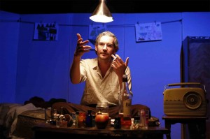 Dmitry Zvonkov's Stage and Cinema review of BOTALLACK O'CLOCK, Brits Off Broadway, 59E59 Theaters.