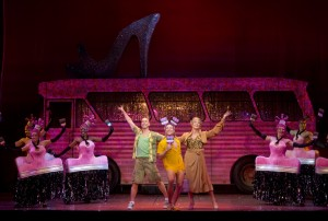 Tony Frankel's Stage and Cinema review of Priscilla Queen of the Desert on tour.