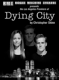 Post image for Stage and Cinema Interview: MICHAEL PERETZIAN (Director of DYING CITY at Rogue Machine in L.A.)