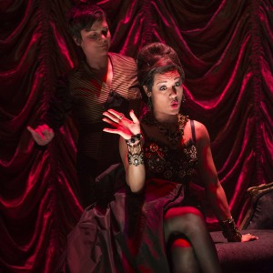 Larence Bommer's Stage and Cinema Chicago review of Court Theatre's THE MISANTHROPE.