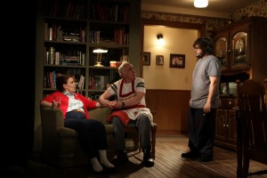 Dmitry Zvonkov's Stage and Cinema Off-Broadway review of A FAMILY FOR ALL OCCASIONS, Lab Theater