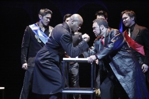 Jesse David Corti's Stage and Cinema LA review of East West Players CHESS.