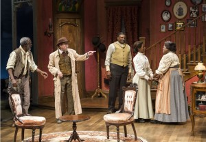 "Ashley Evenson's Stage and Cinema LA review of ""Joe Turner's Come and Gone."" Mark Taper Forum."