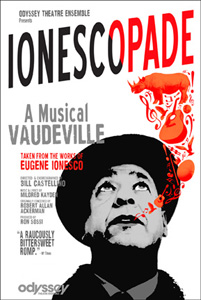 Post image for Los Angeles Theater Review: IONESCOPADE (Odyssey)