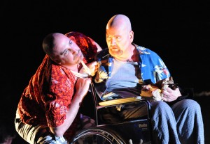 "Barnaby hughes' Stage and Cinema review of Long Beach Opera's ""Tell-Tale Heart"" and ""Van Gogh."""
