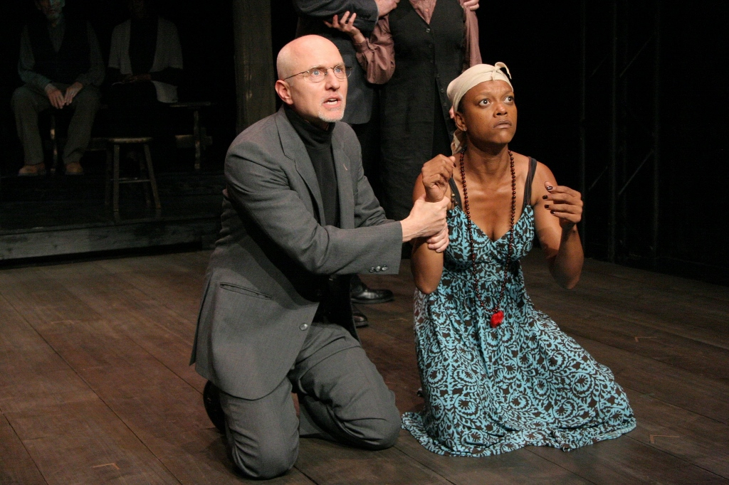 Los Angeles Theater Review The Crucible Antaeus