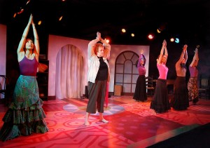 """Tony Frankel's Stage and Cinema LA review Fountain Theatre's """"Heart Song."""""""